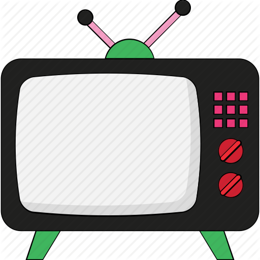 Television clipart telly.  christmas and easter