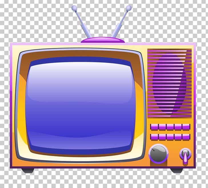 Television clipart tv broadcasting. Set cartoon illustration png