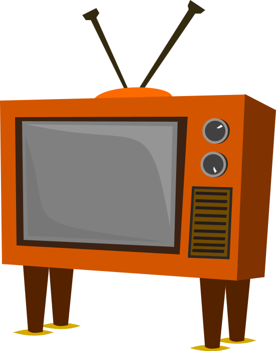 Television clipart tv lg. Index of images funky