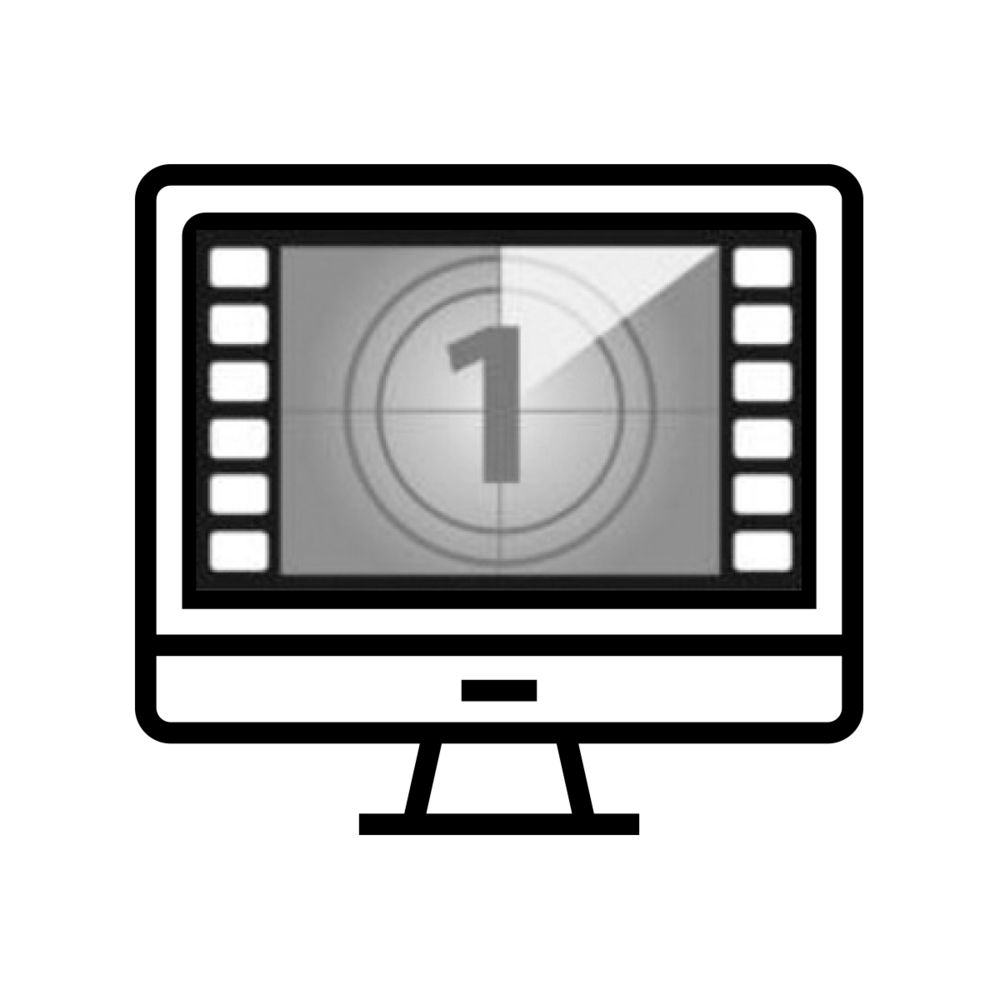 Television clipart tv production. Corporate machine age media
