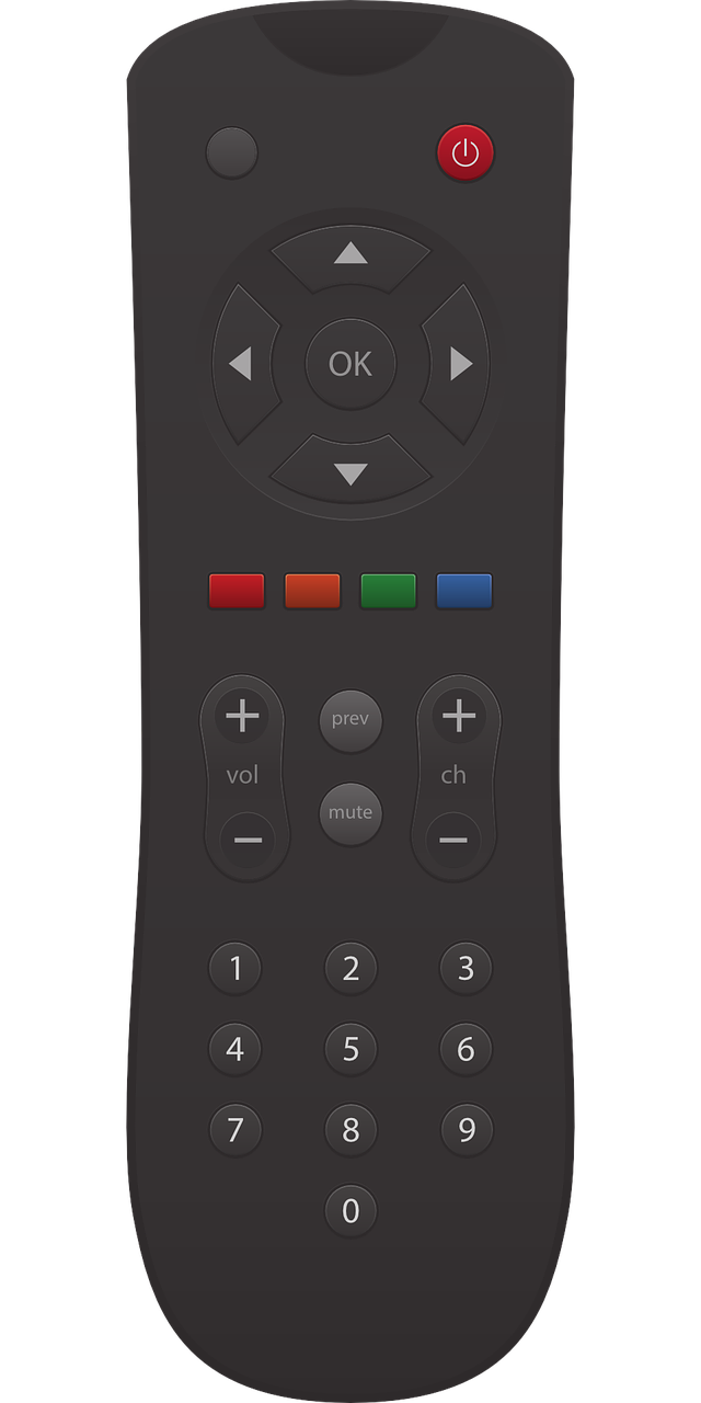 Free on dumielauxepices net. Television clipart tv remote