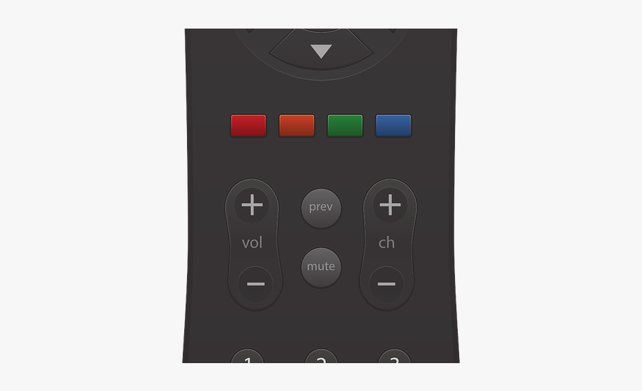 Television clipart tv remote. Electronics free