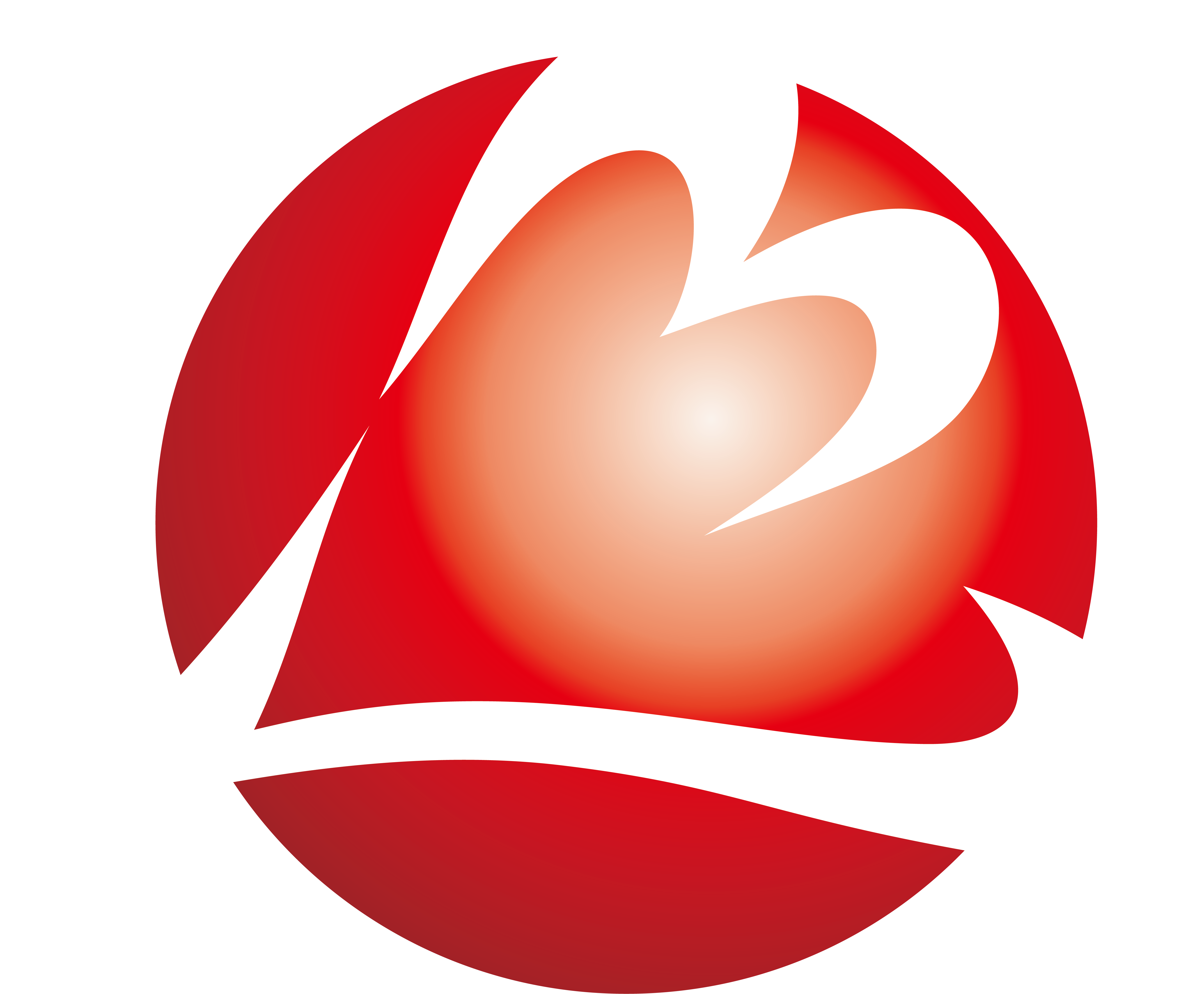 Logo digital on screen. Television clipart tv star