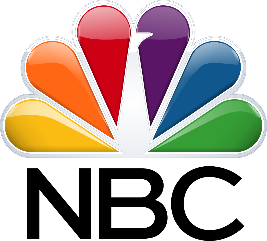 Television clipart tv station. Nbc philippines russel wiki