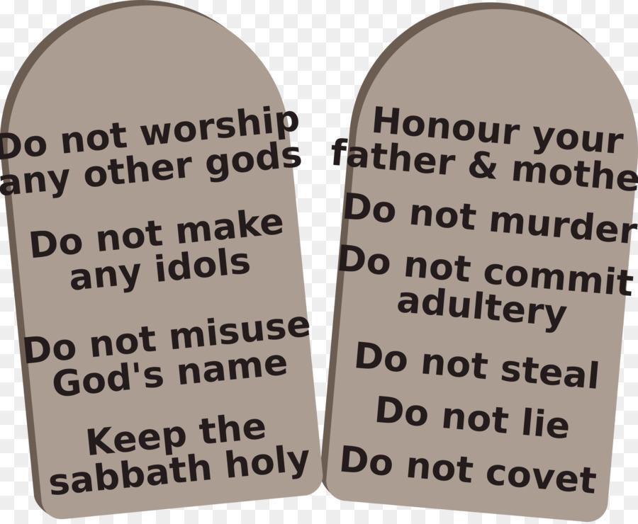 Ten commandments clipart cartoon. Book png download free