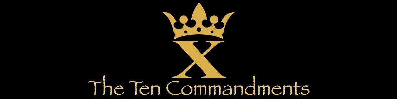 Ten commandments clipart first three. The reston presbyterian church