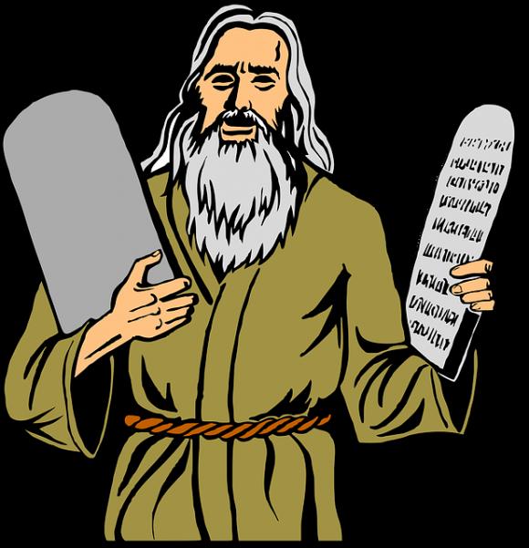 Ten commandments clipart positive. Love is the answer