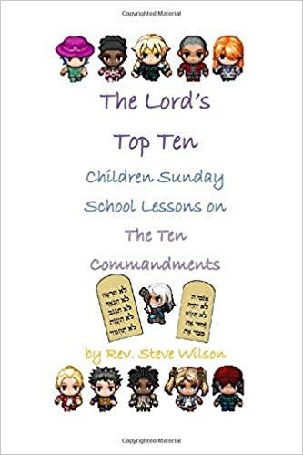 The lord s top. Ten commandments clipart sunday school
