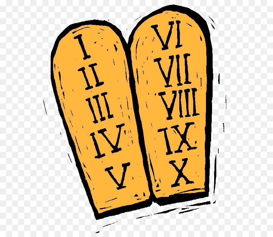 Ten commandments clipart transparent. Tablets png free