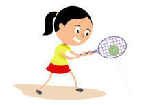 Sports free to download. Tennis clipart