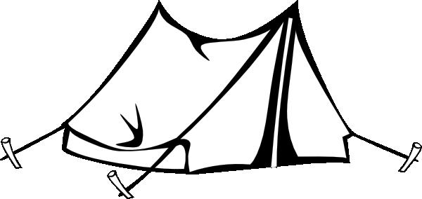 Clip art free panda. Tent clipart