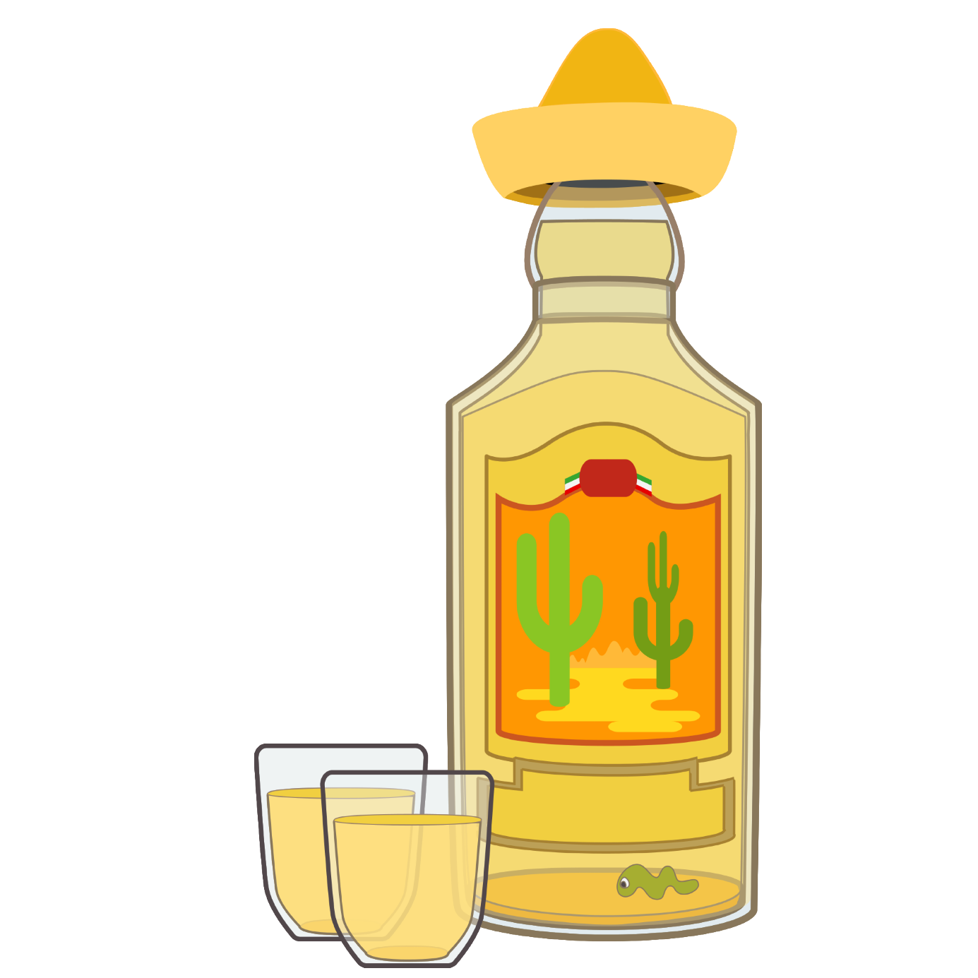 . Tequila