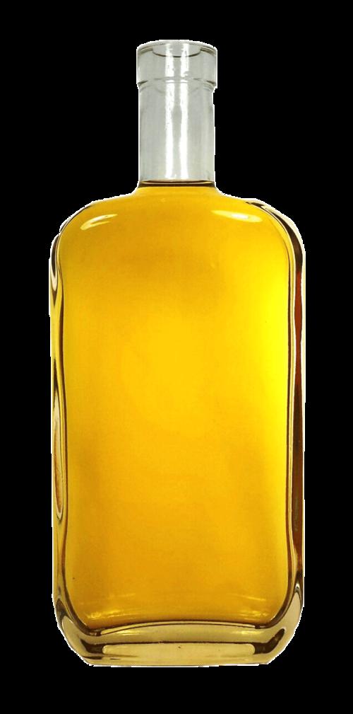 Nashville oval br ml. Tequila bottle png