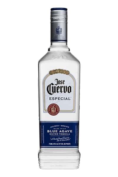 Tequila. Jose cuervo especial silver