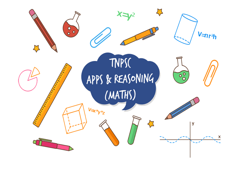 Tnpsc and reasoning maths. Test clipart aptitude