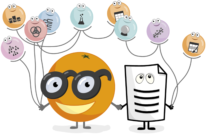 Data science made and. Test clipart easy test