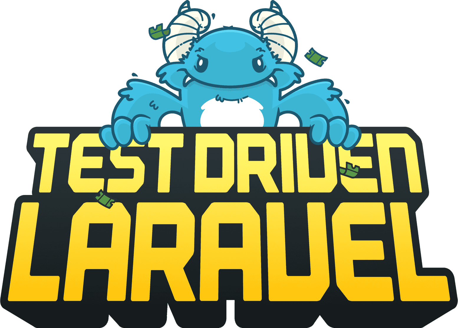 Test clipart easy test. Driven laravel learn to