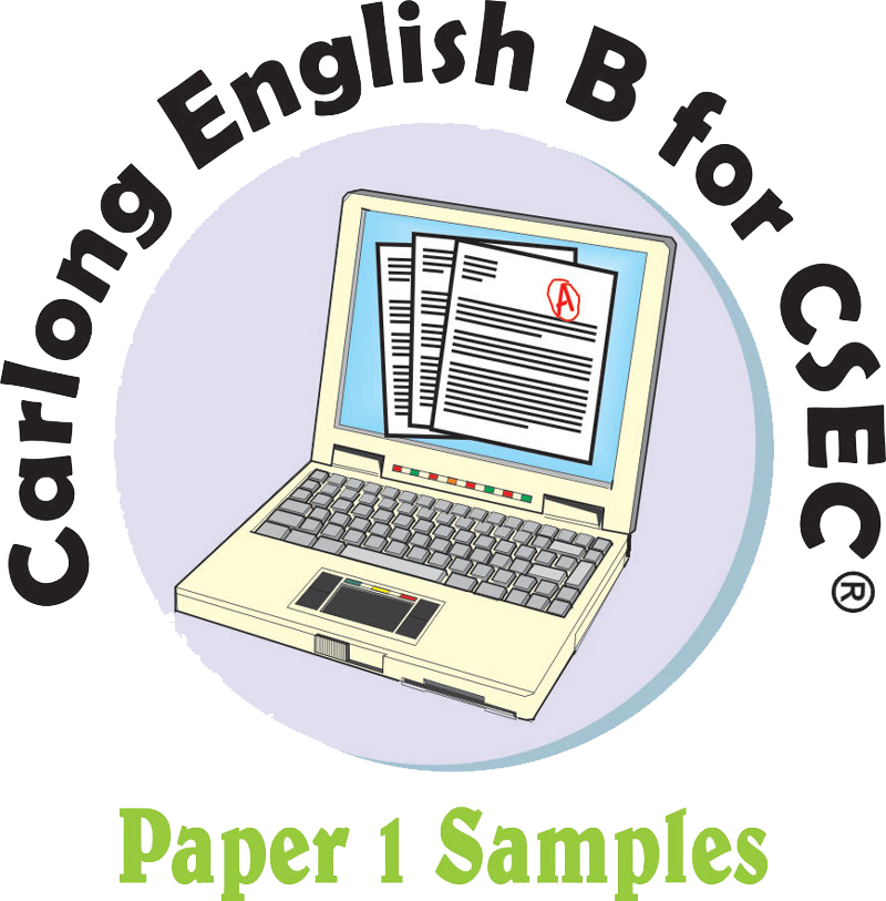 Carlong b sample papers. Test clipart english test