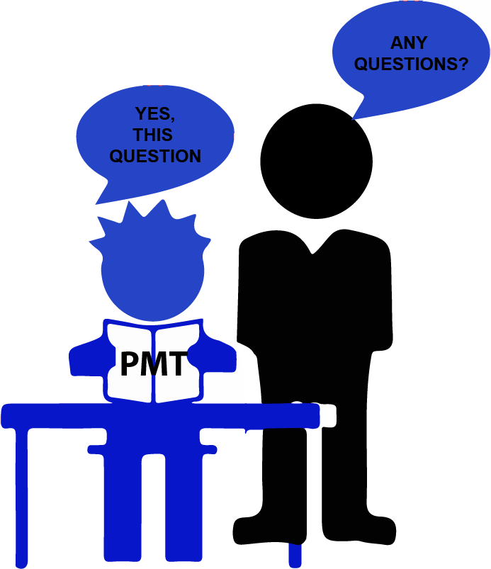 Test clipart mcq. Primary math tuition short