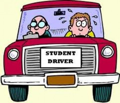 Test clipart nervous. Anxiety and the driver