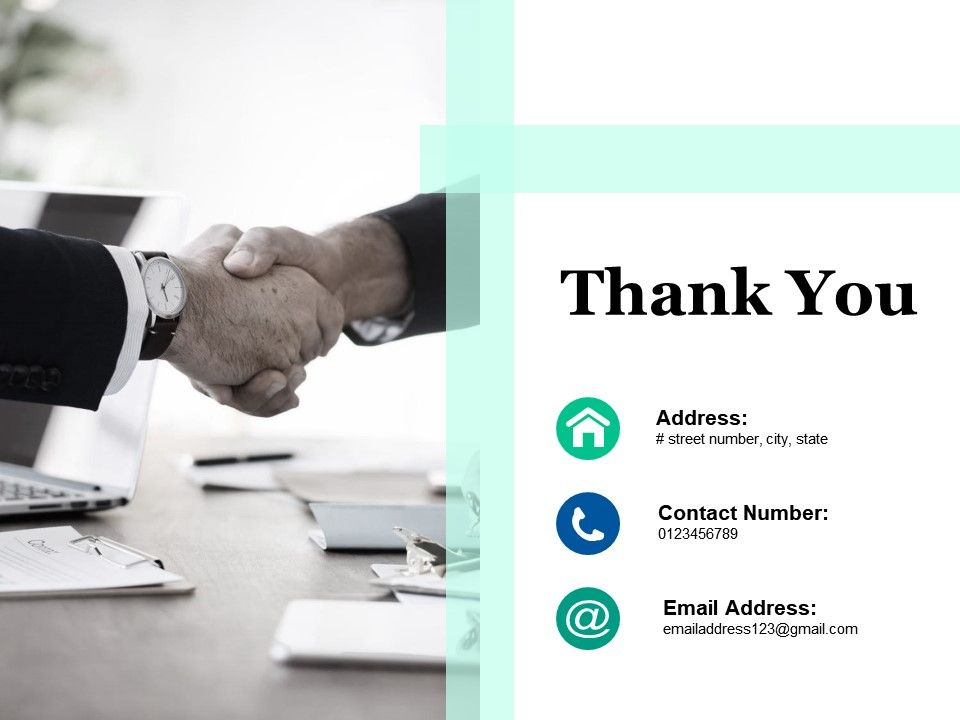 Thank you ppt presentation. Test clipart summary