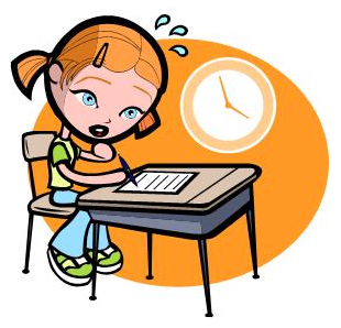 How to prepare for. Test clipart test preparation
