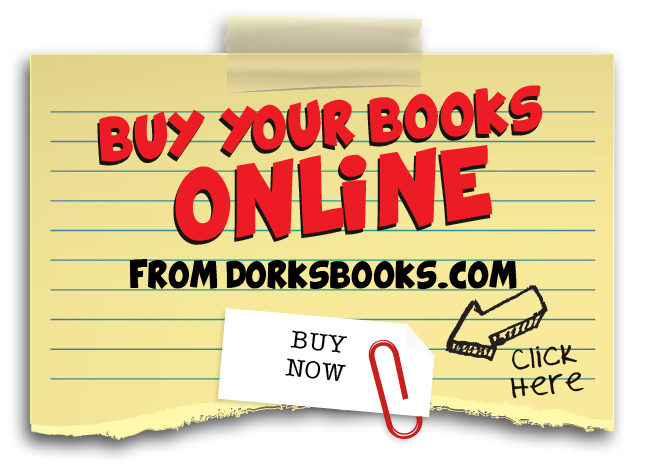 Dorks books now buy. Textbook clipart activity book