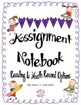 Textbook clipart assignment book. Notebook worksheets teachers pay
