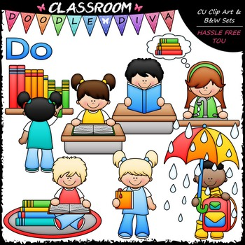 Textbook clipart classroom. Books do s and