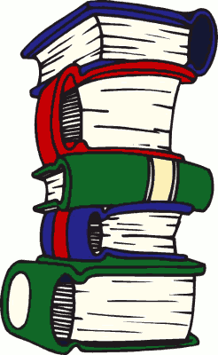 Textbook clipart college supply. Book cliparts zone