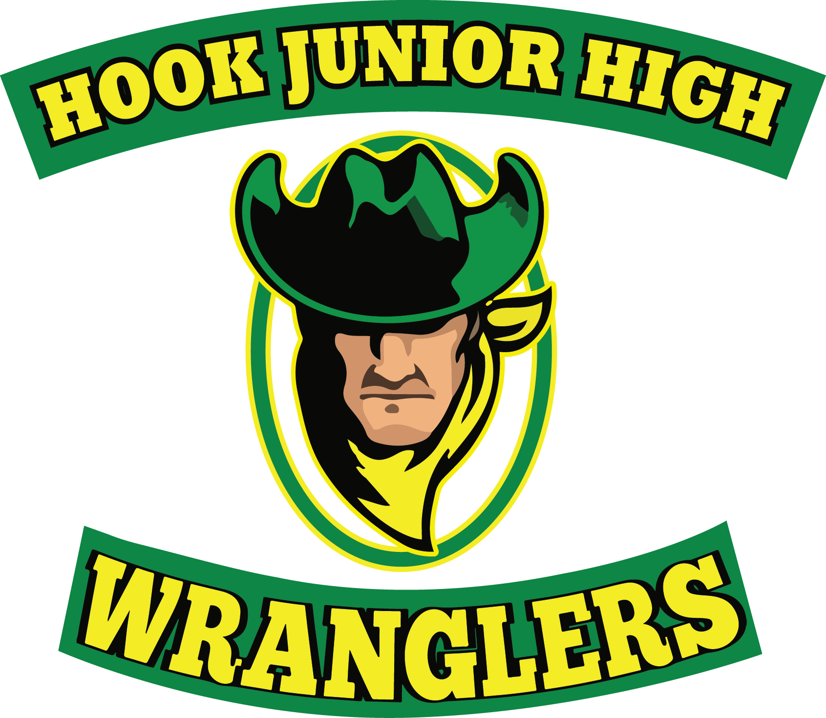 Hook hs participates in. Textbook clipart jr high