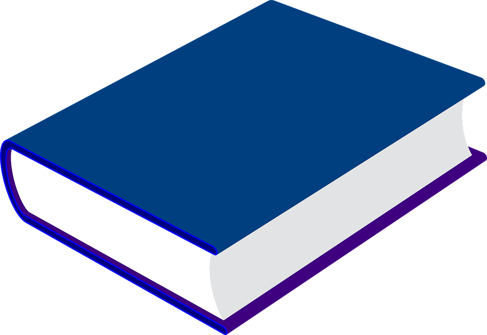 Closed cliparts shop of. Textbook clipart library book