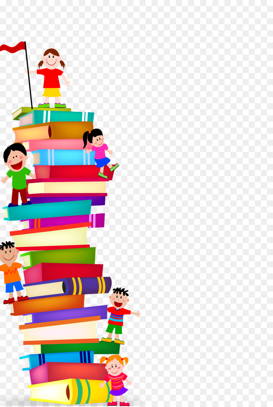 Textbook clipart literature. Child reading book png