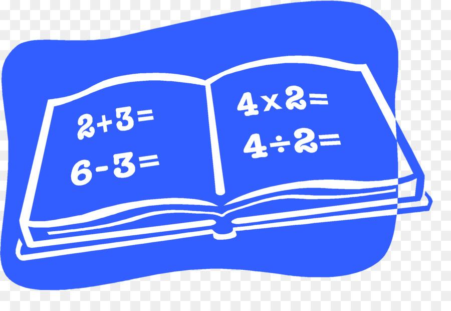 Textbook clipart mathematics book. Logo png download free