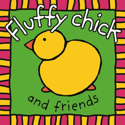 Textbook clipart nook. Fluffy chick and friends