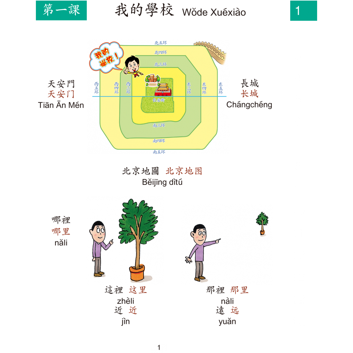 Far east chinese for. Textbook clipart single book
