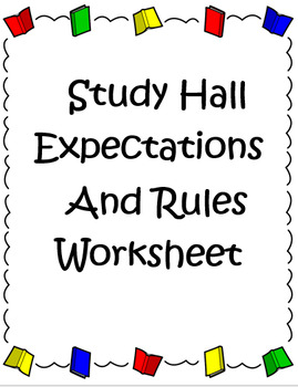 Textbook clipart study hall. Worksheets teaching resources teachers