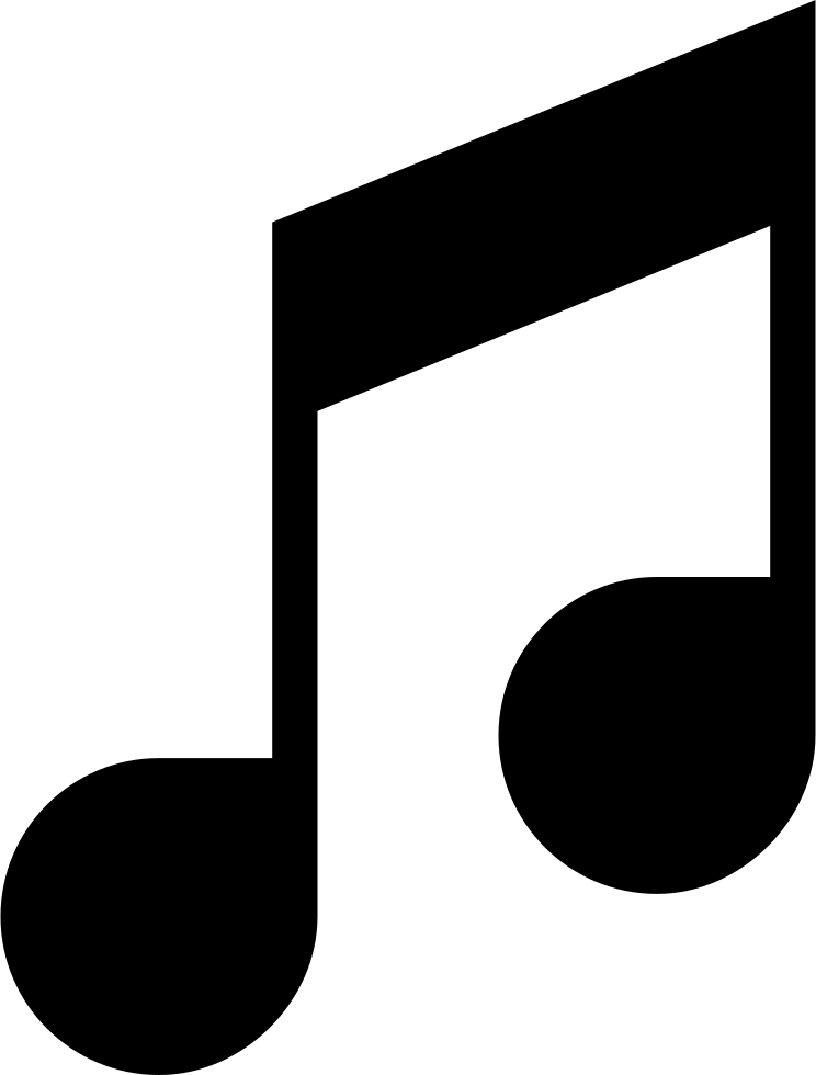 Music Note Svg Png Icon Free Download