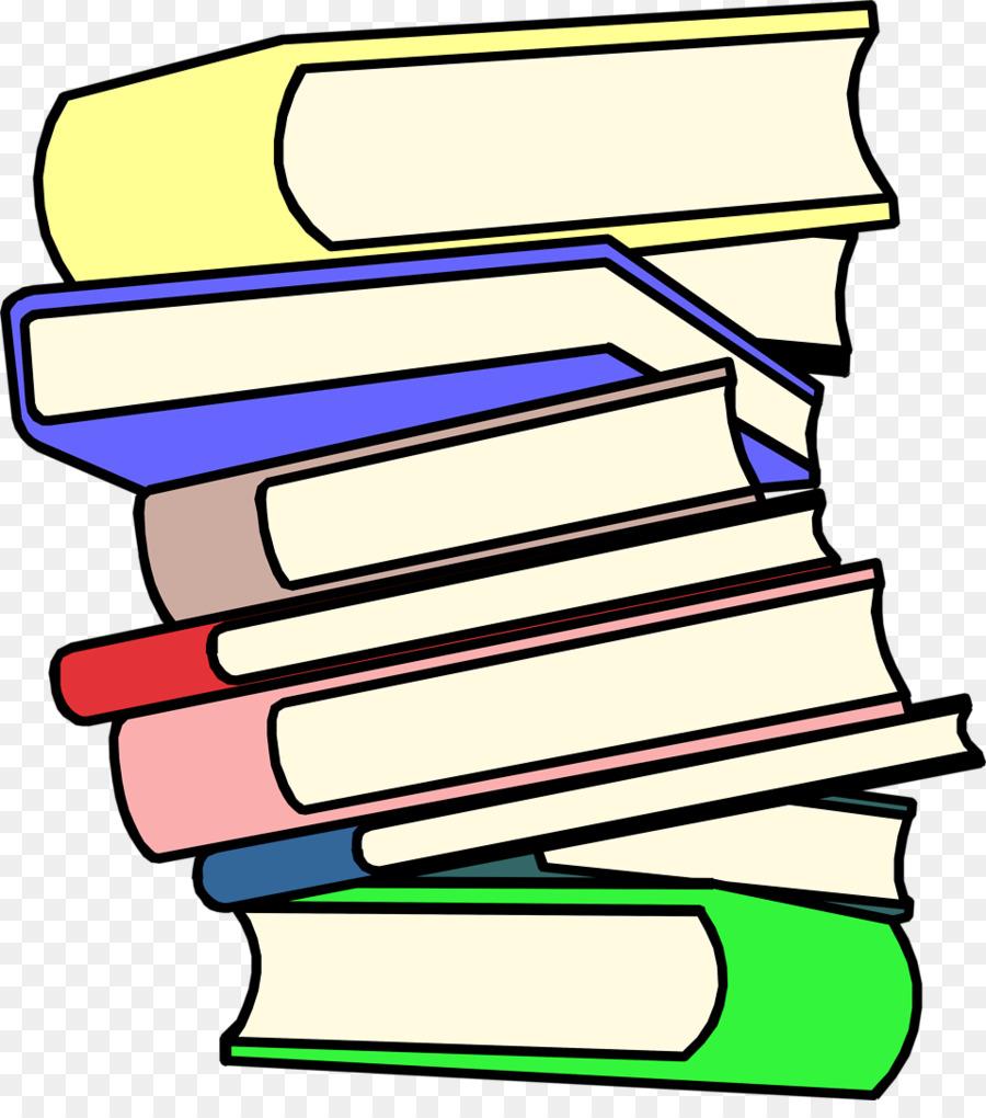Book clip art stack. Textbook clipart transparent background