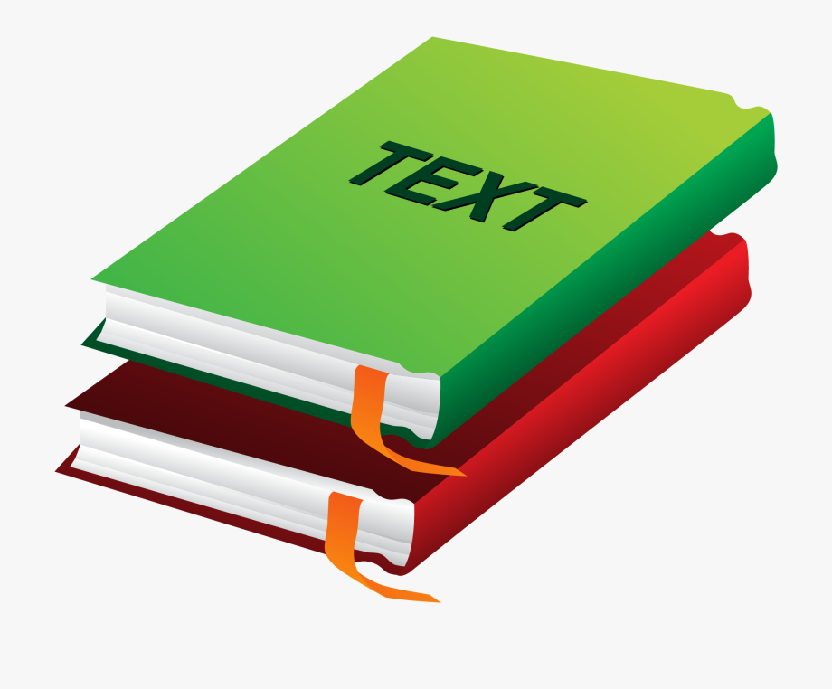 Textbook clipart vector. Jpg download colorful book