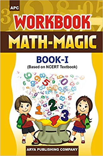 Workbook math magic i. Textbook clipart work book
