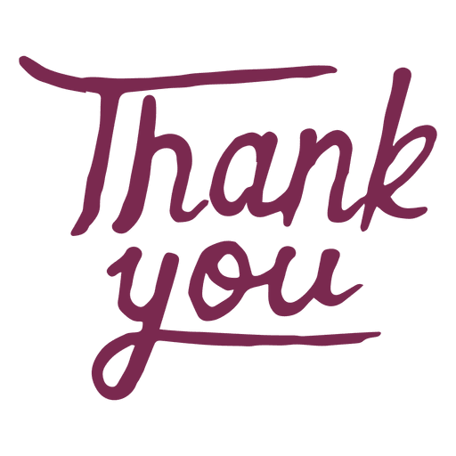 Thank You Png Images Thank You Png Images Transparent Free For