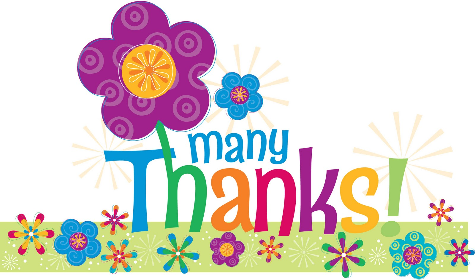 collection of thank. Thanks clipart