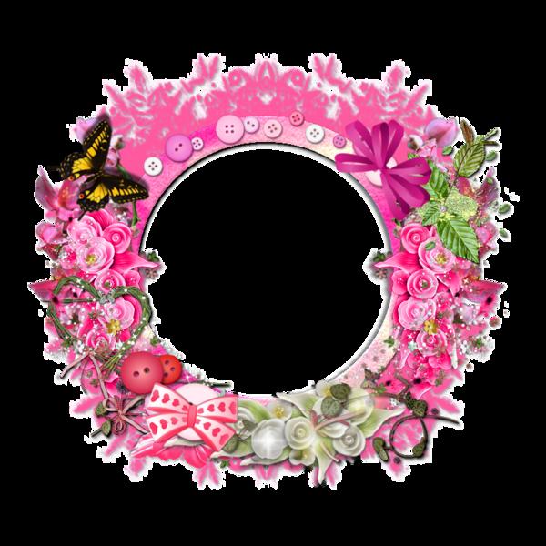 Thanks clipart flower. Cadres frame rahmen quadro