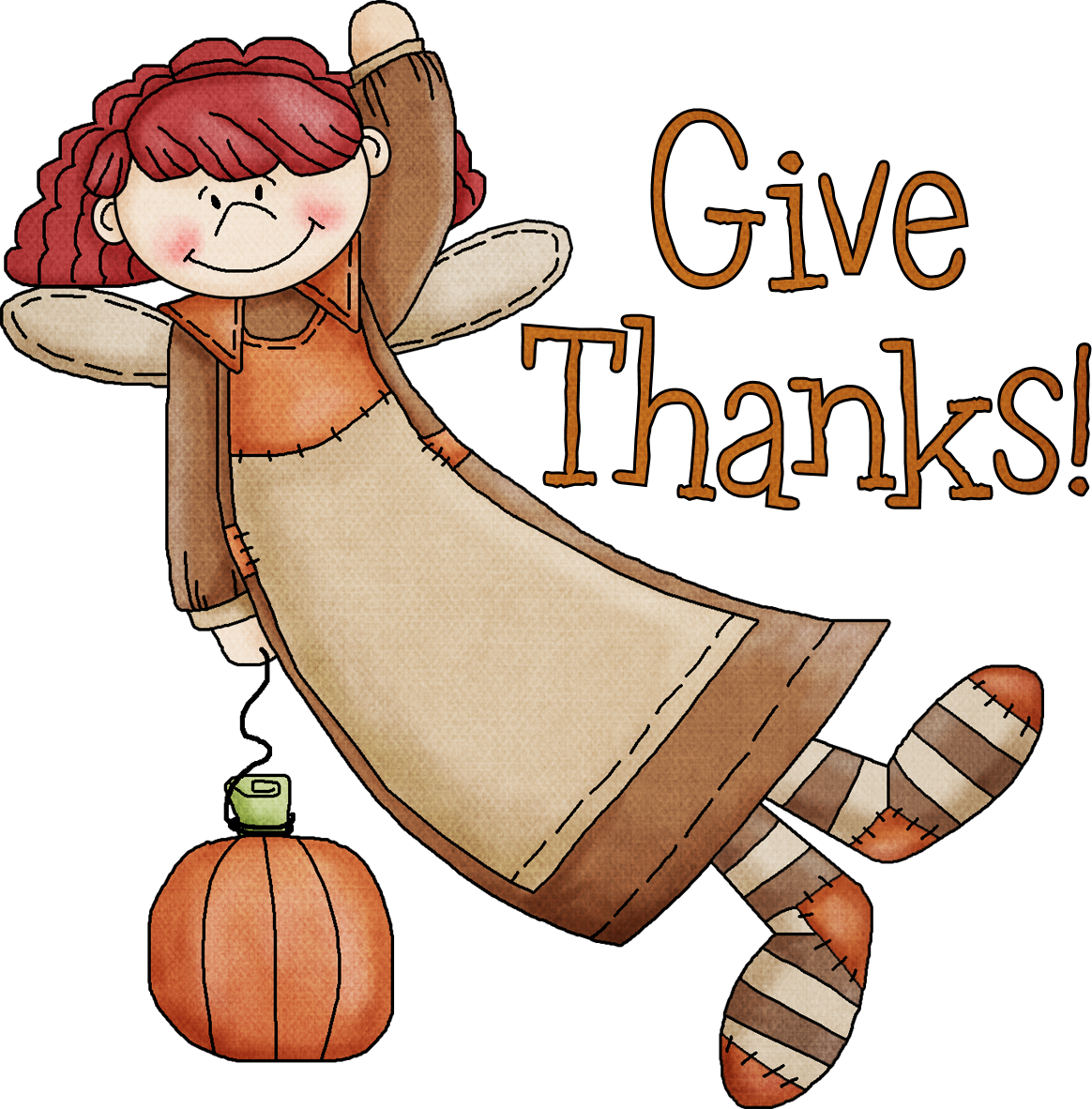 Thanks clipart gratitude.  collection of thanksgiving