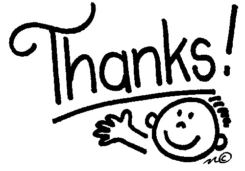 Thanks clipart greatful. Free thankful cliparts download