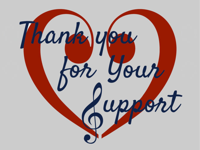 Thank you for your. Thanks clipart support