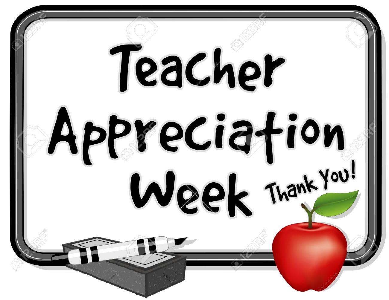 May maggie l walker. Thanks clipart teacher appreciation week