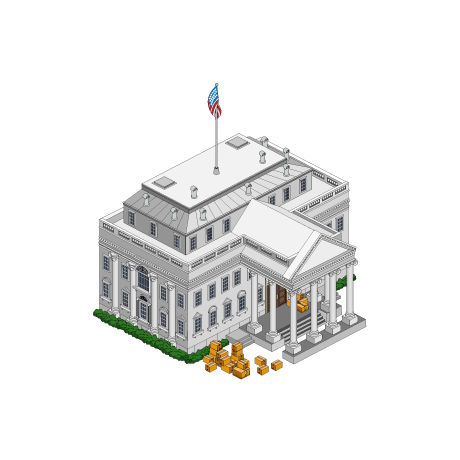Family guy quest for. The white house png