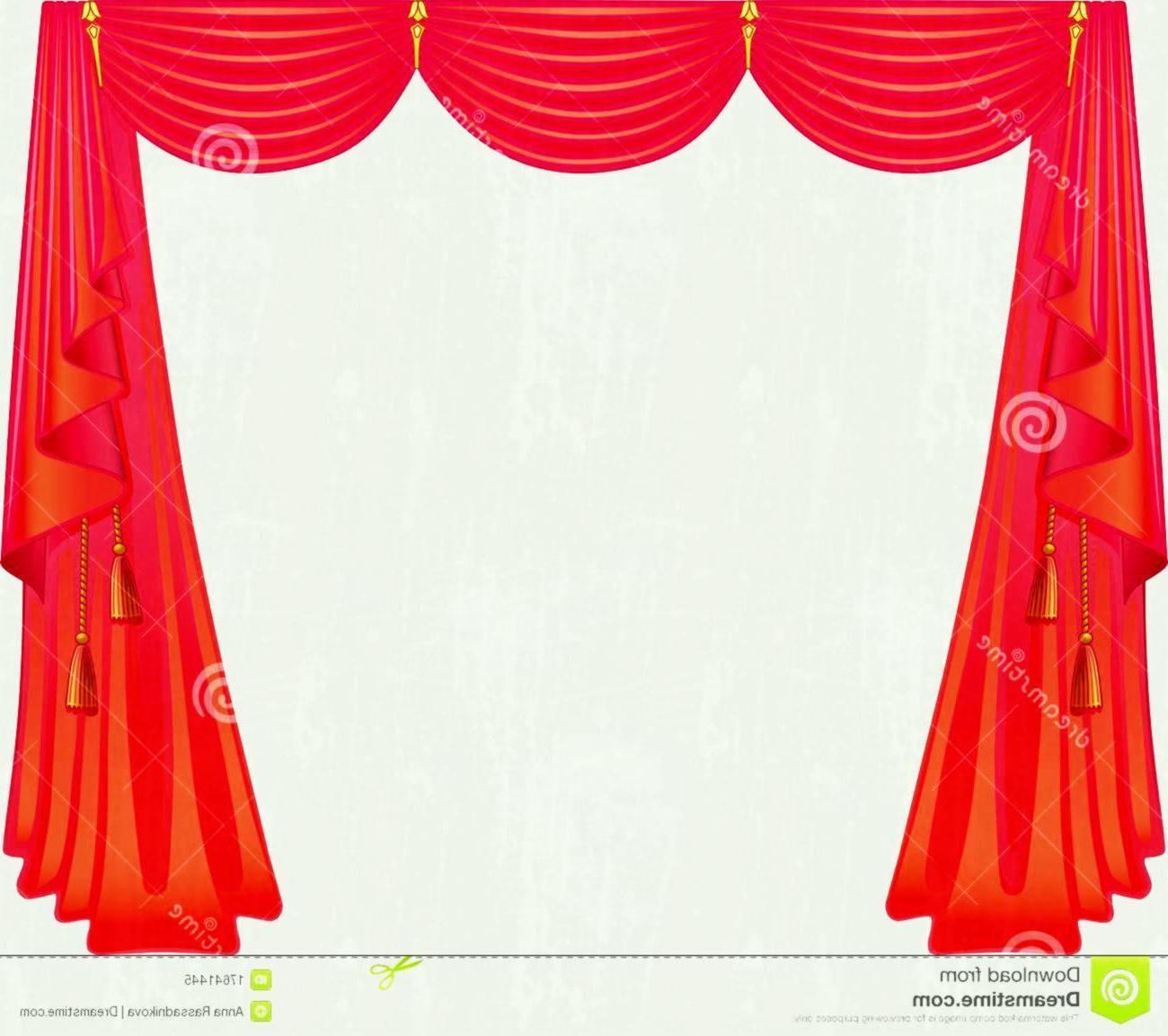 theatre clipart border